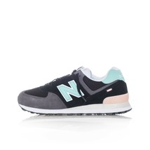 SNEAKERS HOMME NEW BALANCE 574 LIFESTYLE ML574UJC MEN CASUAL SHOES COLOR... - $107.72