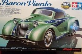 Baron Viento 1/32 Scale 4wd Tamiya Model - $19.77