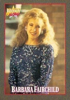 Barbara Fairchild trading card (Country Music) 1992 Branson on Stage #99