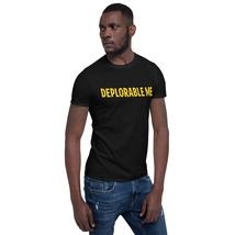 Deplorable Me  Funnyt Short-Sleeve Unisex T-Shirt Trump image 2