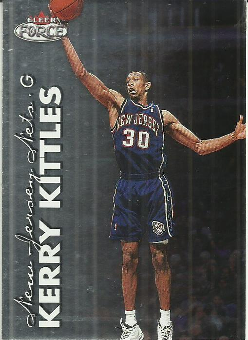 Primary image for 1999-00 Fleer Force #88 Kerry Kittles