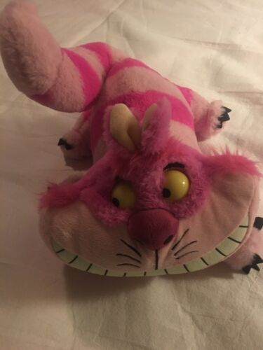 Disney Store Animators Collection Alice in Wonderland Interactive Cheshire Cat