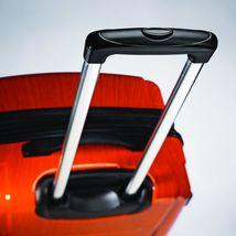"""28"""" Expandable Spinner Luggage Polycarbonate Rolling Suitcase TSA Lock Orange image 5"""