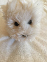 American Girl Coconut Weighted Retired White Puppy Dog - $15.79