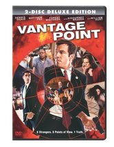 Vantage Point (Two-Disc Deluxe Edition) [DVD] [2008] - $7.95