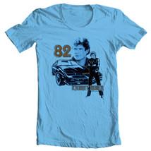 Knight Rider 82 t shirt retro 80s nostalgic tv show David Hasselhoff NBC493 image 2