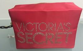 Victoria Secret Red Bling Makeup Case NWT - $5.89