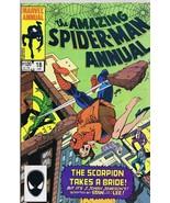 Amazing Spiderman Annual #18 ORIGINAL Vintage 1984 Marvel Comics Scorpion - $13.99