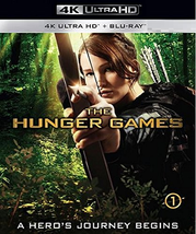 The Hunger Games  [4K Ultra HD + Blu-ray]