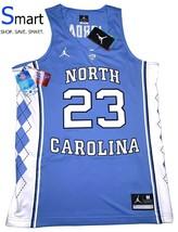 NWT MEDIUM MEN Nike Michael Jordan ELITE UNC Tarheels Throwback Stitched... - $149.99