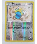 Pokemon XY Series BREAKPoint - Dunsparce (Reverse Holo) - $2.00