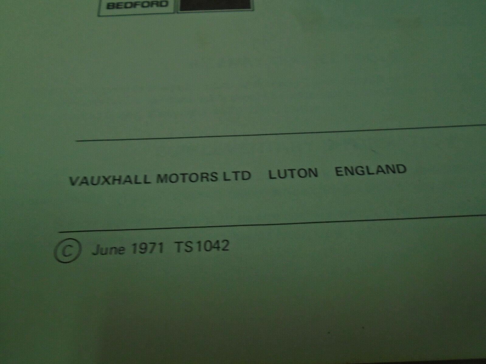 1971 GM 381 & 466 cu In Diesel Engine Clutch Service Repair Shop Training Manual image 3