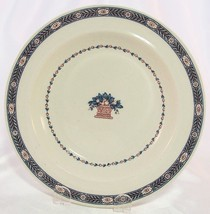 "Wedgwood Etruria England Rimmed 8"" Coupe Soup Bowl 1920 Boston Pattern - $19.79"