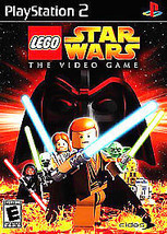 LEGO Star Wars: The Video Game (Sony PlayStation 2, 2005) - $2.28