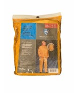 Westchester Protective Gear 3 Piece Yellow Poly Rain Suit Overalls Jacke... - $27.99