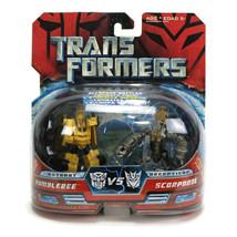 Transformers Movie | Bumblebee vs Scorponok | Allspark | LEGENDS | 2007 ... - $29.65