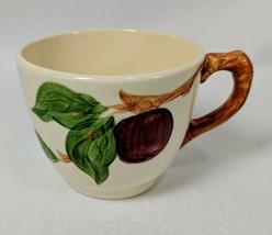 Franciscan Gladding McBean APPLE Coffee Mug Tea Cup - $5.89