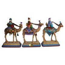 Jim Shore Heartwood Creek Three Kings Masterpiece Limited Edition Statue 6006707 - $445.01
