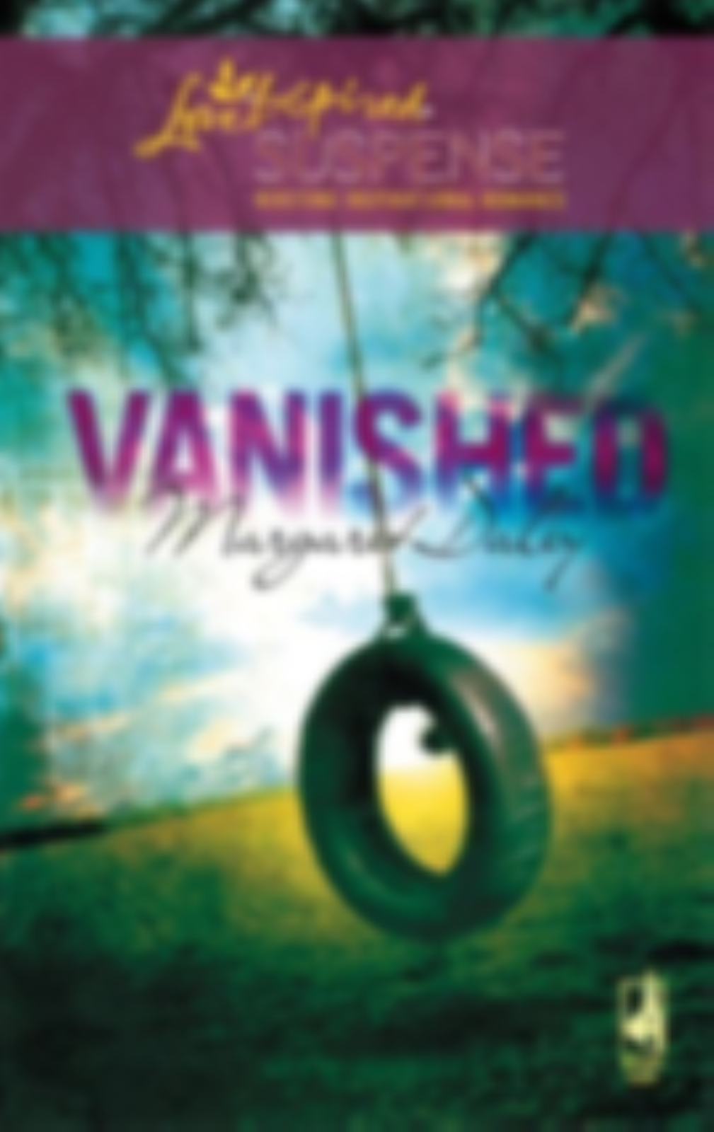 Vanished By   Daley, Margaret