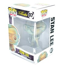 Funko Pop! Icons Marvel Stan Lee #07 Patina Vinyl Action Figure image 2