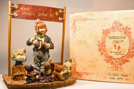 Boyds Bears: The Amazing Bailey... Magic Show at 4 - First Edition/3180 - #3518 image 5