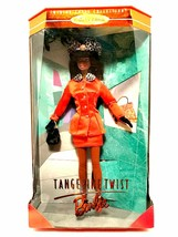Barbie Tangerine Twist 1997 African American Doll Fashion Savvy Collection  - $38.60
