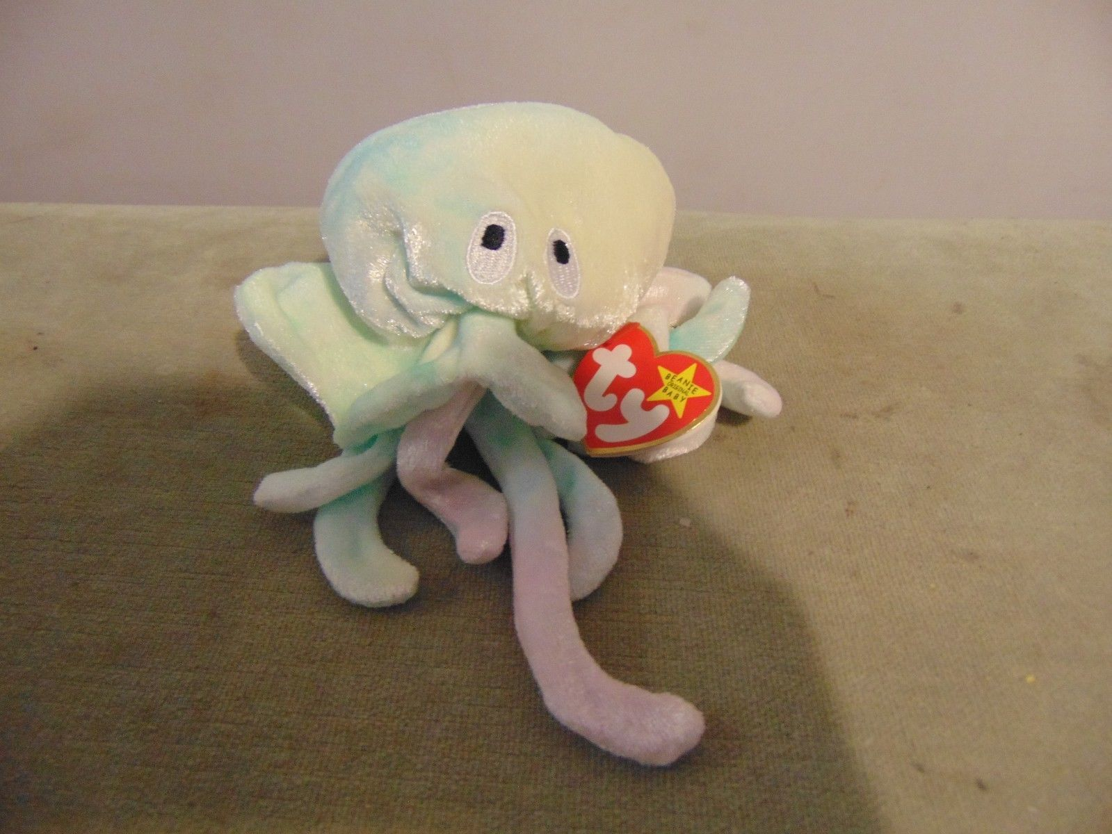 bbfe65333fa Ty Goochy The Jellyfish B EAN Ie Baby - Mint and 50 similar items