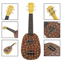 Ukelele Rosewood Body 4 Strings Guitar Musical Instrument Accessory For ... - $37.39