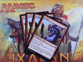 Rivals of Ixalan See Red x's 4 NM Pack Fresh - $0.99