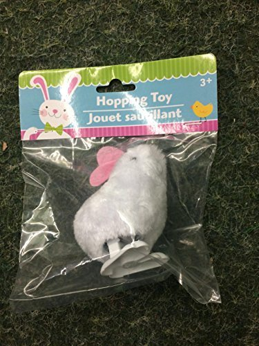 Baby Chick Wind Up Hopping Toy