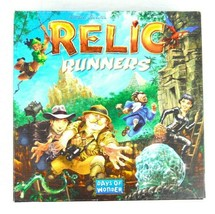 RARE Relic Runners Board Game Days Of Wonder 2013 Family Game Night COMP... - $55.00
