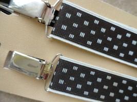 """Vintage Suspenders 40-44"""" by 1"""" image 2"""