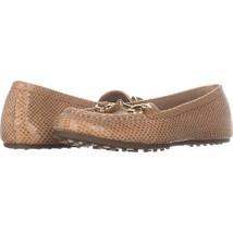 Aerosoles Drive Through Slip-On Loafers, Tan Snake, 6 US - $29.77