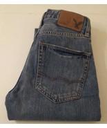 American Eagle Outfitters Jeans Men's Guy's Original Taper Denim 26X28 M... - $25.24