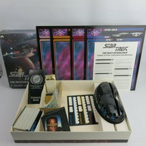 Star Trek The Next Generation A Game of Trivia Exploration and Discovery '93 - $47.00