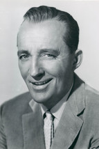 Bing Crosby Great Smiling Portrait 24x18 Poster - $23.99