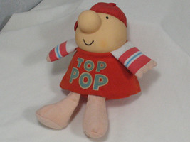 Vintage ZIGGY Doll Plush Toy Top Pop Fathers Day Great Dad Kid Collectible  - $9.49