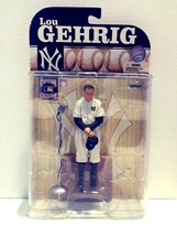 New York Yankees Lou Gehrig Figurine McFarlane Toys Cooperstown Collection - $49.99