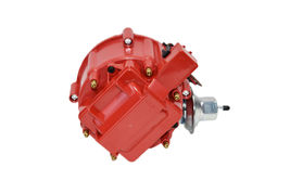 AMC JEEP 232 258 4.0 4.2 6 CYL HEI  DISTRIBUTOR 65K Volt RED image 4