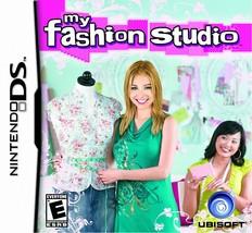 My Fashion Studio DS - $98.99