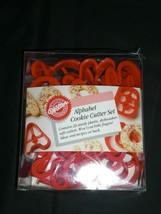 1991 Wilton Alphabet Cookie Cutter Set 26 Pc ABC Jello Wiggles Play Doug... - $10.99