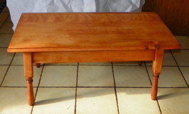 Heywood Wakefield Maple Coffee Table - $399.00
