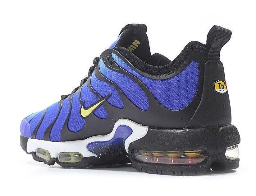 NIKE Air Max Plus Tn Ultra white shoes 881560 102
