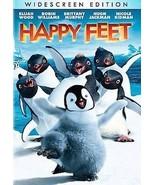 Happy Feet (DVD, 2007, Widescreen) - $1.49