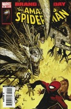 Amazing Spider-Man #557 NM 2008 Marvel Brand New Day Comic Book - $2.93