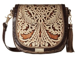 New Brahmin Women Mini Sony Leather Crossbody Bags Variety Colors - $222.12+
