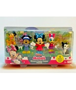 Minnie Disney Junior 5 Pack Minnies Happy Helper Friends Age 2+ NIB - $20.78