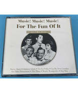 Music! Music! Music! For The Fun Of It Essential Collection CD 3 Discs 7... - $8.35