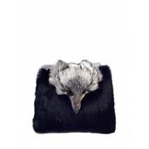 Faux Fur Chains Fox Crossbody Bag - $12.95