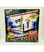 Mattel Smackdown Superstar Ring With Spring Loaded Mat - $46.75